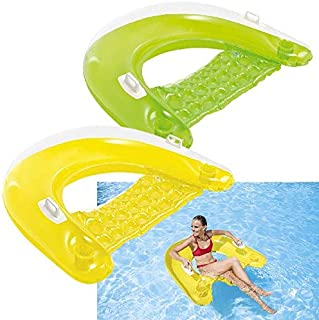 sit and float pool chairs