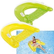 Intex Sit N Float Inflatable Lounge, 60