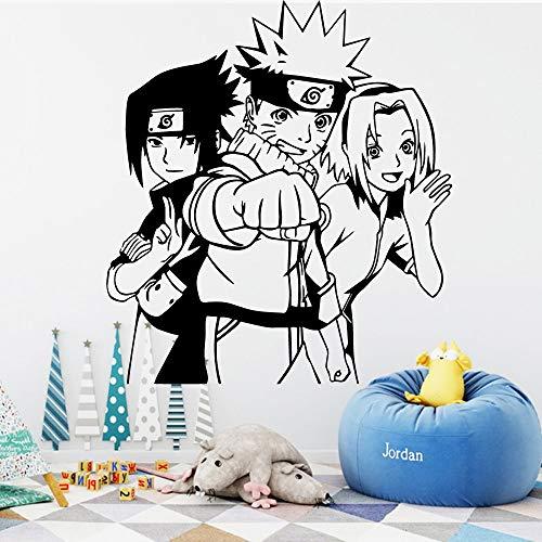 zhuzhuwen Muziek Thema Muurstickers, Cartoon Lijm Muur P,Kinderkamer Fotobehang
