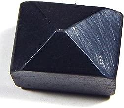 Urancia® Natural Magnetic Hematite Magnetite Lodestone Polished Stone 22Cts