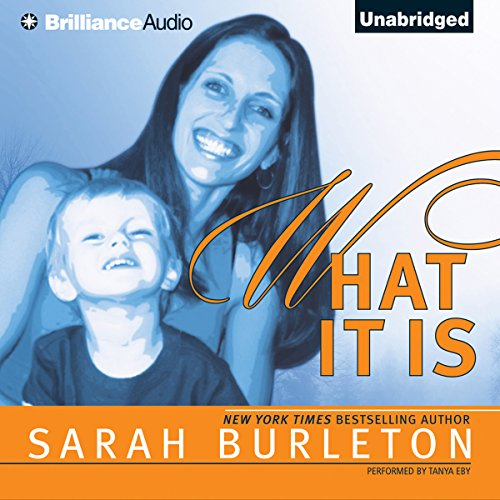 What It Is audiobook cover art