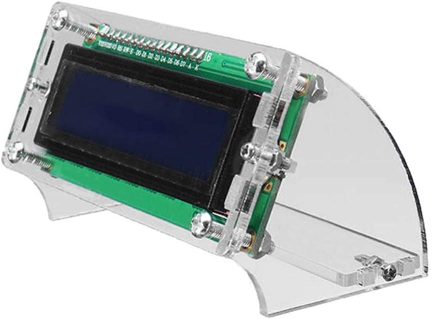 Xiqun-us LCD Shell and Under blast Cheap bargain sales I2C Display Backlight Modul Blue 1602