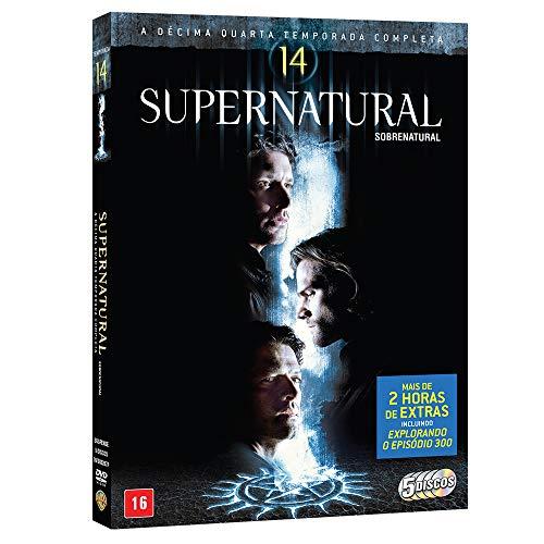 Supernatural - 14a Temporada Completa [DVD]
