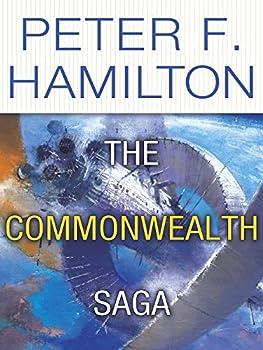 The Commonwealth Saga 2-Book Bundle  Pandora s Star and Judas Unchained