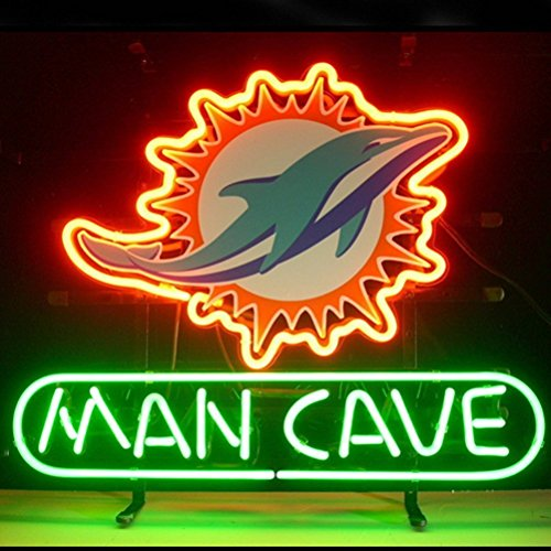 Urby 18'x14' Sports League MDs Man Cave Beer Bar Pub Neon Light Sign 3-Year Warranty-Excellent Handicraft! N47