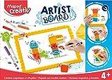 ARTIST BOARD Monstruos (magnética) Maped Creativ (907100)