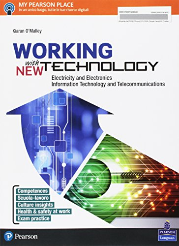 Working with new technology. Per gli Ist. professionali. Con e-book. Con espansione online [Lingua inglese]