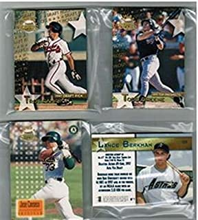1997 Topps Stars #84 Curt Schilling Philadelphia Phillies 1 Card Team Set