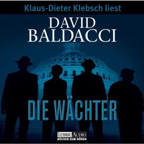 Die Wächter audiobook cover art