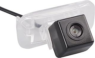 Navinio Rückfahrkamera Wasserdicht Nachtsicht Auto Rückansicht Kamera Einparkhilfe Rückfahrsystem, Schwarz für Mercedes B150 B160 B170 B180 B200 A Class W169 B Klasse T245