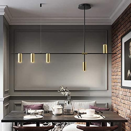ZA Pendelleuchten Moderne LED esstisch Hängeleuchten Kreativ 5 Flammige Kronleuchter GU10 Schlafzimmer esszimmer Wohnzimmer Deckenleuchte Hängelampe Innenbeleuchtung