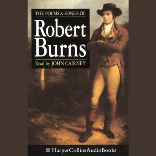 The Poems and Songs of Robert Burns cover art