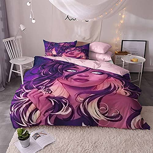 Homefit Bedding Limited time trial price Set African Black Magical Girl Du Print Ranking TOP15