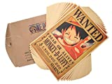 Gift4Fever One Piece Poster Set mit 66 Wanted A3 Plakaten