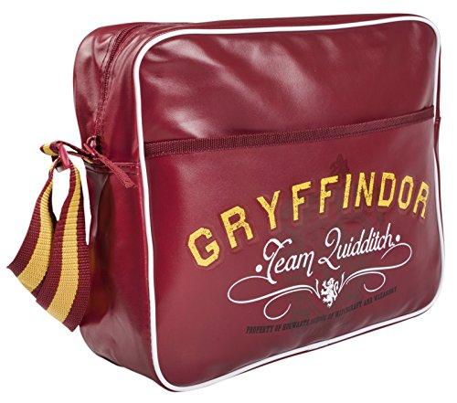 Harry Potter Messenger Bag Courier Cross Over Satchel Gryffindor