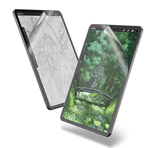 Bildschirmschutzfolie Kompatibel mit iPad (2 PACK) folie matt, Volle Abdeckung, Blendschutz, Fingerabdruckschutz, matte Oberfläche, Entwickelt für Zeichnen & schreiben (iPad mini 7,9 (1-5 th))