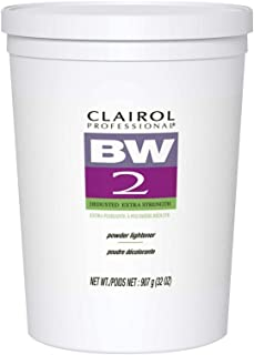 CLAIROL BW2 EXTRA STRENGTH POWDER LIGHTENER 32 oz by Clairol