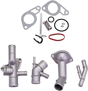 Madlife 11537512733 Motork/ühlmittel-Thermostatgeh/äuse f/ür 2002-2008 Mini Cooper R52 R53 1.6