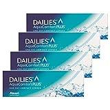 Dailies Aqua Comfort Plus One Day lentes de contacto diarias (-4.50, 8.70, 14.00, 30.00)