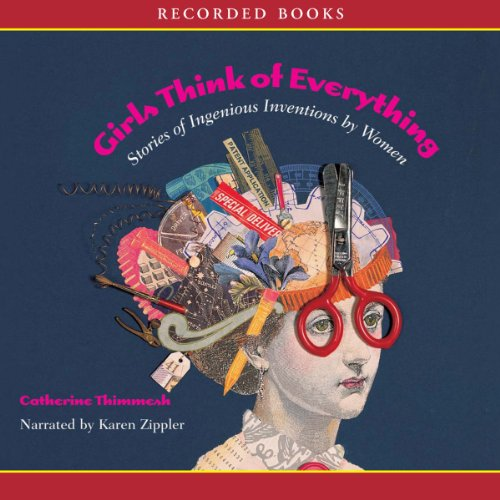 Girls Think of Everything audiobook cover art