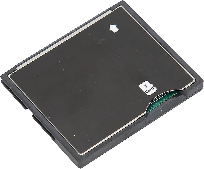 Memory Card to CF Card Adapter, Micro Storage Card to CF Card Adapter High Speed Camera CF Adapter Card Micro SD to CF Type I Card Holder(TF to CF)