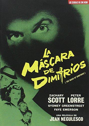 The Mask Of Dimitrios (La Mascara De Dimitrios)