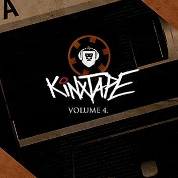 KINXTAPE, Vol. 4.