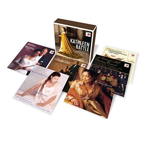 Price comparison product image Kathleen Battle - The Complete Sony Recordings
