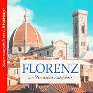 Literarischer Reiseführer Florenz Titelbild