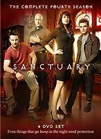 Sanctuary: Complete Fourth Season/ [DVD] [Import]