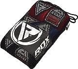 RDX Boxe Bandage Bandes MMA Protège Poignet Bande D'entrainement Muay Thai Sous Gants - pack de trois paires