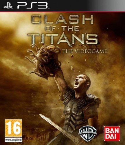 Namco Bandai Games Clash of the Titans, PS3