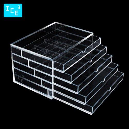 Acrylic Makeup, Cosmetic & Jewelry Organizer 5s Icecube, ICE3