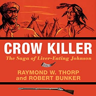 Crow Killer cover art