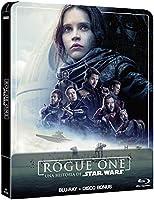 Rogue One: Una historia de Star Wars (Edición remasterizada) - Steelbook 2 discos (Película + Extras) [Blu-ray]
