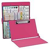 Pink Nursing Clipboard by WhiteCoat Clipboard...