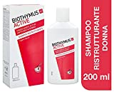 Biothymus Ac Active Shampoo Donna Ristrutturante Anticaduta Capelli