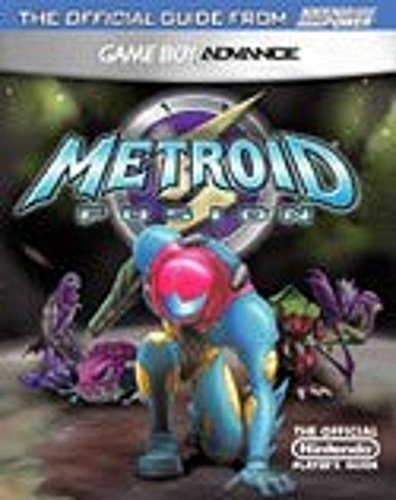 Metroid Fusion Official Player's Guide (2002-01-01)