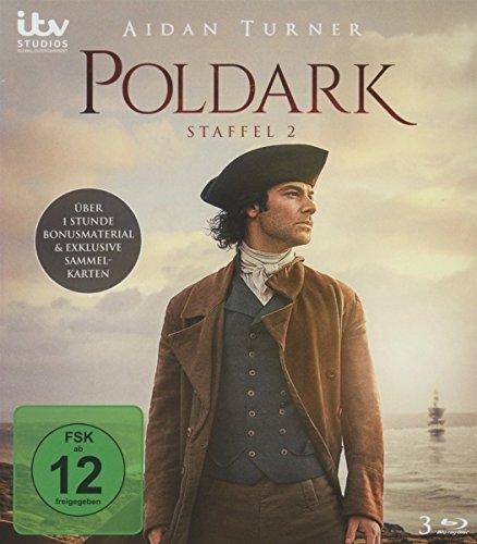 Poldark - Staffel 2 [Blu-ray]