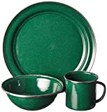 GSI Outdoors Pioneer Table Set with Classic Design for Four While Car Camping
