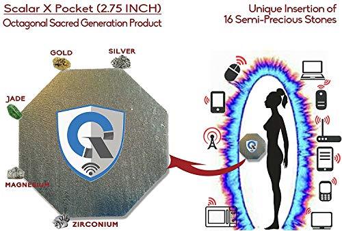 Find Discount Dispositivo De Protección Radiación Electrónica EMF Campo De Energía Personal