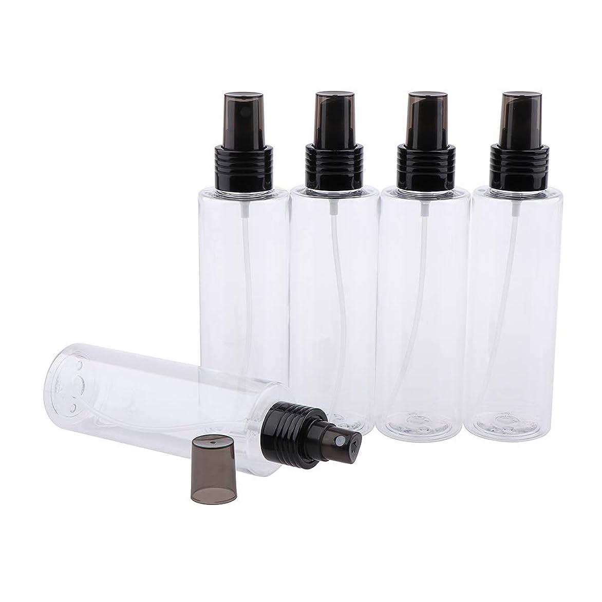 記憶ディスパッチ沼地SM SunniMix 5本 ポンプスプレーボトル 液体噴霧器 3サイズ選べ - 150ML