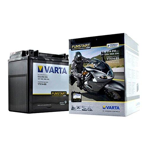 VARTA - 14731 : Batería Ytx12-Bs