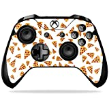 MightySkins Skin Compatible with Microsoft Xbox One X Controller - Body by Pizza | Protective, Durable, and Unique Vinyl Decal wrap Cover | Easy to Apply, Remove, and Change Styles | Made in The USA