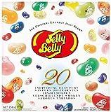 Jelly Belly - Caramelos Surtidos 20 Variedades Arándano, 250 Gramos