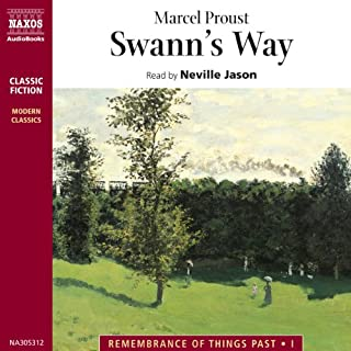 Swann's Way audiobook cover art