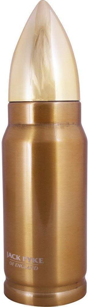 JACK PYKE - Termo de Acero Inoxidable - con Forma de Bala - 330 ml
