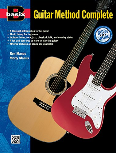 Basix Guitar Method Complete [With MP3] (Basix Series)