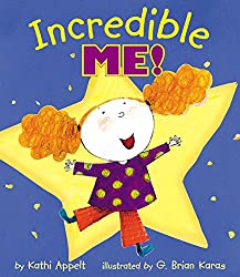 Incredible Me book for kids