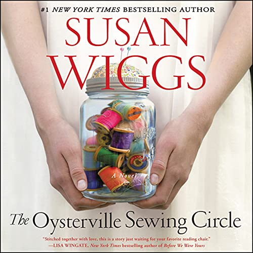 The Oysterville Sewing Circle Audiobook By Susan Wiggs cover art